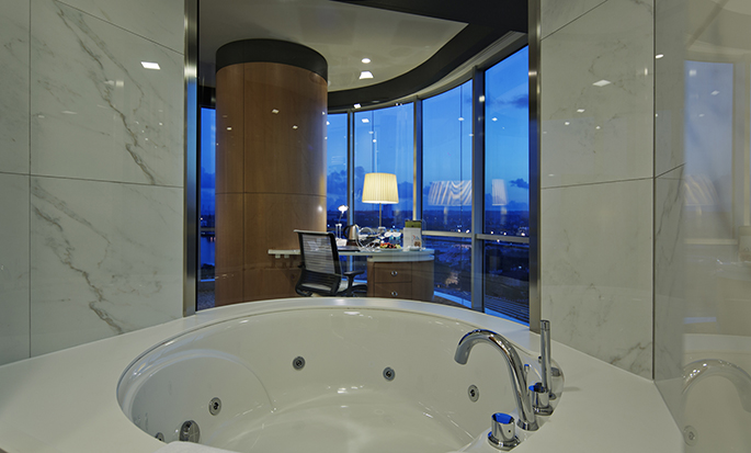 DoubleTree by Hilton Hotel Istanbul - Moda, Turkey -  Guest Room
