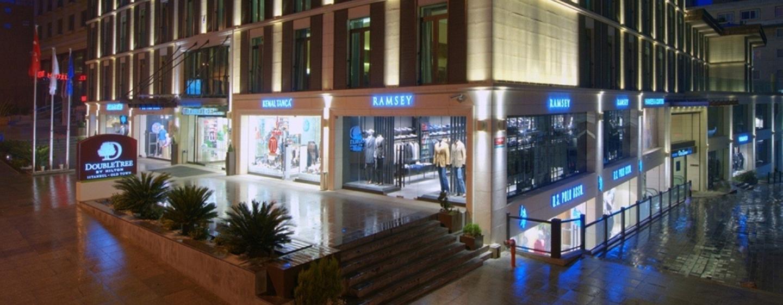 DoubleTree by Hilton Istanbul– Old Town, Türkei – Außenbereich des Hotels
