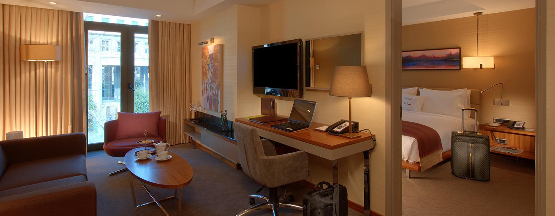 DoubleTree by Hilton Hotel Istanbul – Old Town, Türkei – Allgemeine Ansicht der Suite