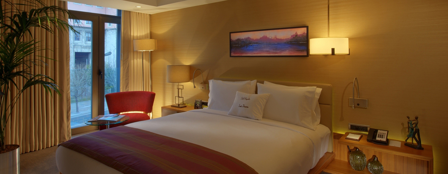 DoubleTree by Hilton Hotel Istanbul – Old Town, Türkei – Suite