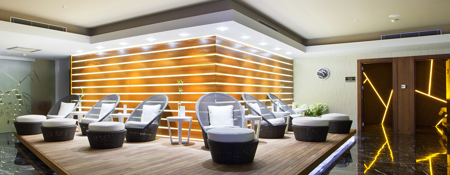DoubleTree by Hilton Hotel Istanbul – Old Town, Türkei – Spa Center