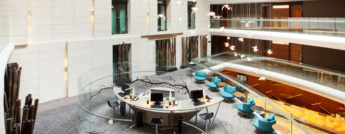 DoubleTree by Hilton Hotel Istanbul – Old Town, Türkei – Business Center