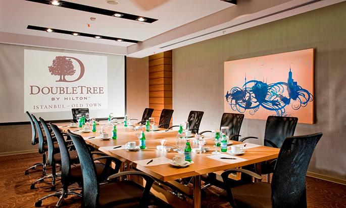 DoubleTree by Hilton Hotel Istanbul – Old Town, Türkei – Meetingraum
