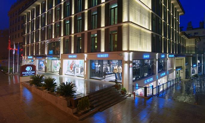 DoubleTree by Hilton Hotel Istanbul– Old Town, Türkei – Außenbereich des Hotels