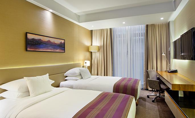 DoubleTree by Hilton Hotel Istanbul – Old Town, Türkei – Zweibettzimmer