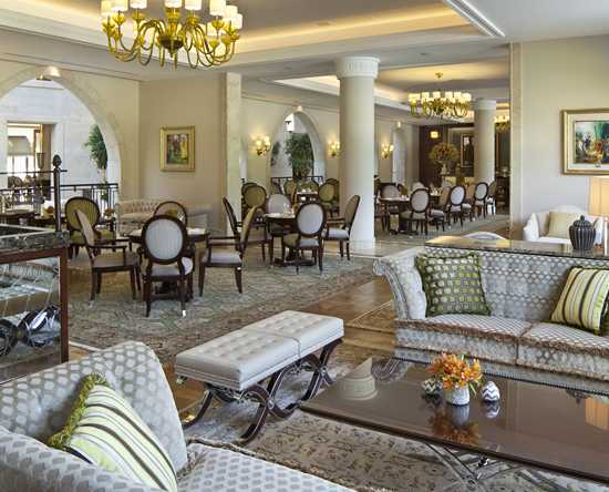 Waldorf Astoria Jerusalem Hotel, Israel – King's Court