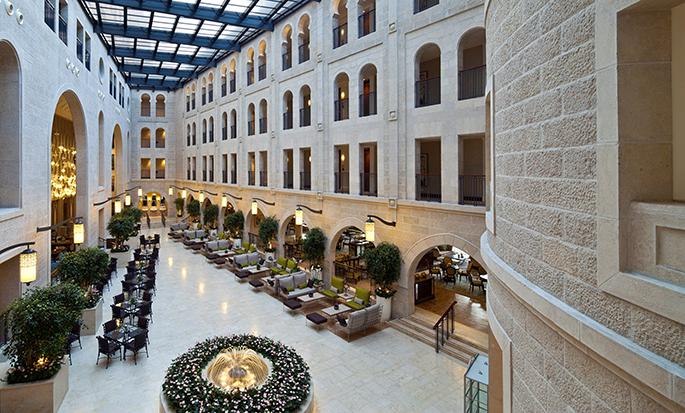 Waldorf Astoria Jerusalem Hotel, Israel – Lobby