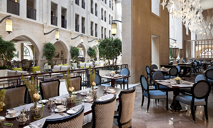 Waldorf Astoria Jerusalem Hotel, Israel – Palace Restaurant