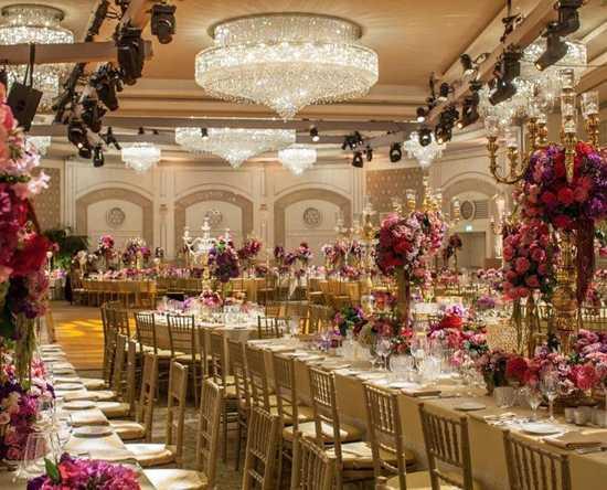 Waldorf Astoria Jerusalem Hotel, Israel – ein nobler Hochzeitsort