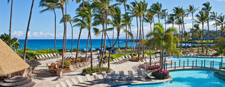 Hilton Waikoloa Village -Kona-Pool