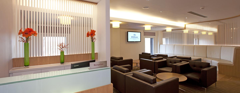 Die Gäste der Executive Zimmer oder Suite haben die Möglichkeit die elegante Executive Lounge zu nutzen