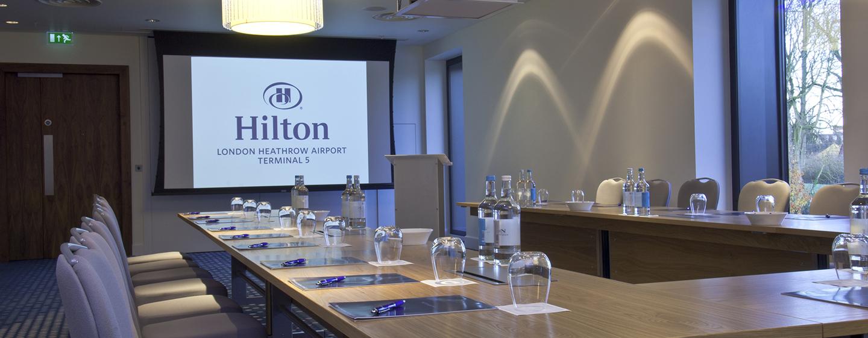Für Ihre geschäftlichen Treffen stellen wir Ihnen gern einen Meetingraum zur Verfügung
