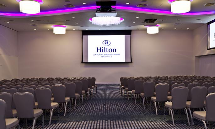 Hilton London Heathrow Airport Terminal 5 - Meetings