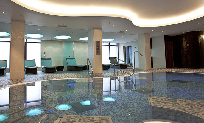 Hilton London Heathrow Airport Terminal 5 - Pool