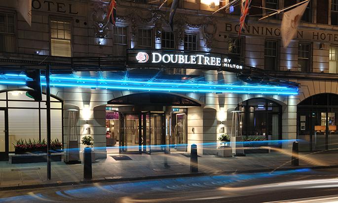 DoubleTree by Hilton Hotel London-West End