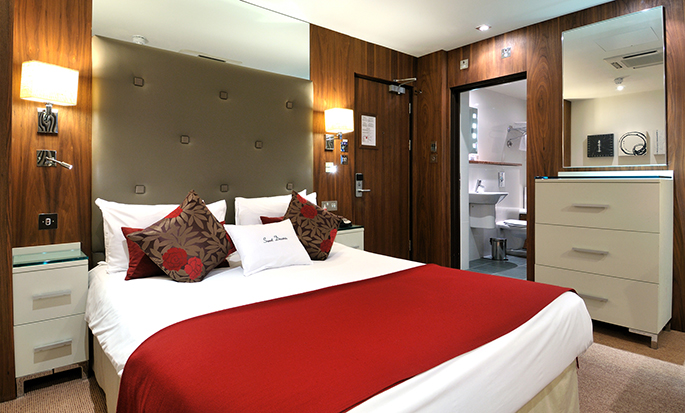 DoubleTree by Hilton Hotel London-West End