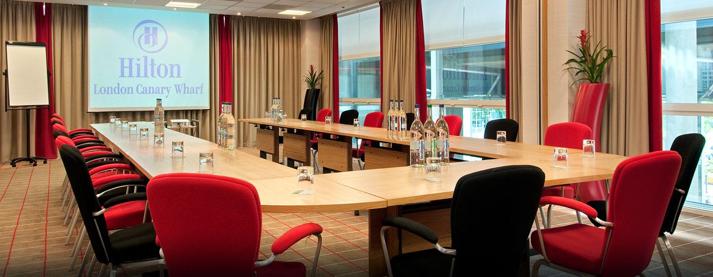 Das Hotel verfügt über Mehrzweck-Meetingräume für bis zu 400 Personen