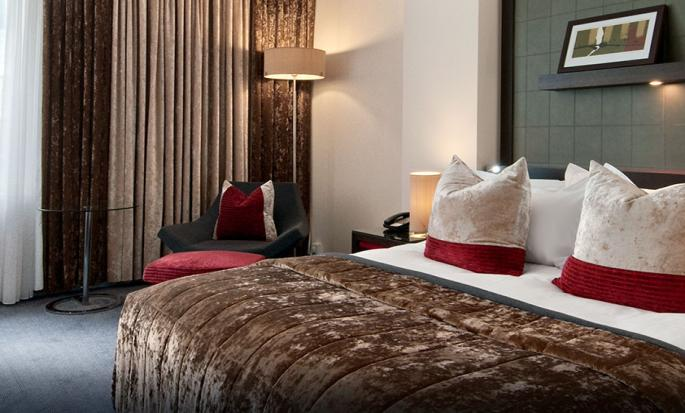 Hilton London Canary Wharf Hotel