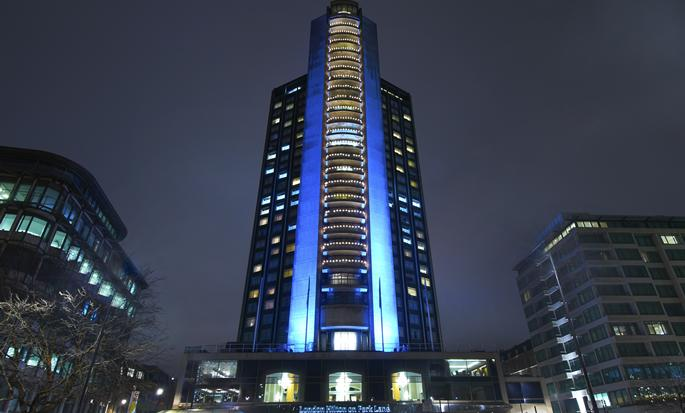 Hilton on Park Lane, London hotel