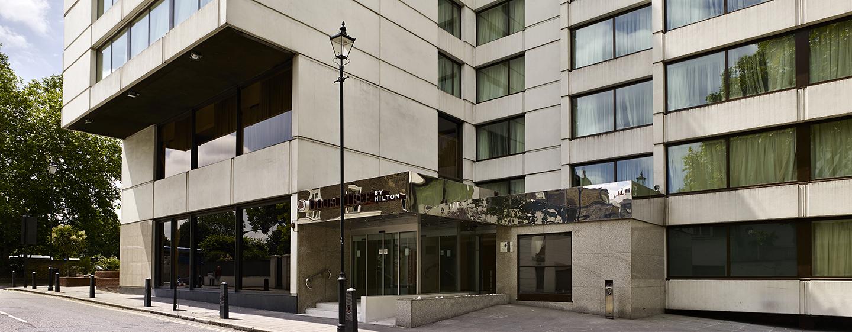 Herzlich willkommen im DoubleTree by Hilton Hotel London - Hyde Park