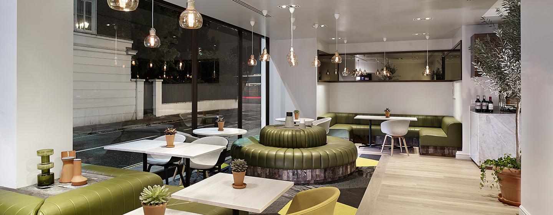 Dinieren Sie im stilvollen Urban Meadow Restaurant