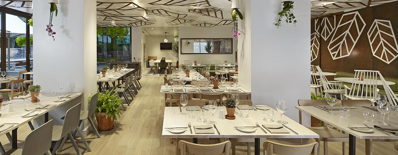 Speisen Sie im Restaurant des DoubleTree by Hilton Hotel London-Hyde Park