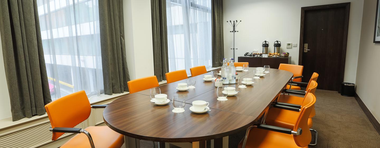 Gern stellen wir für Ihr Meeting Kaffee und andere Erfrischungen bereit