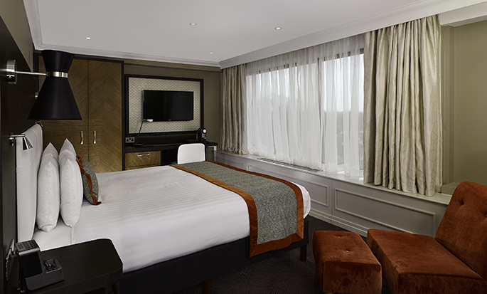 DoubleTree by Hilton Hyde Park