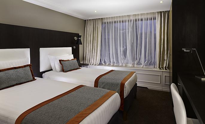 DoubleTree by Hilton Hyde Park hotel