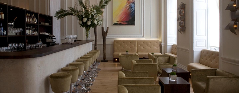 Im Restaurant Texture wird Ihnen Sterneküche angeboten