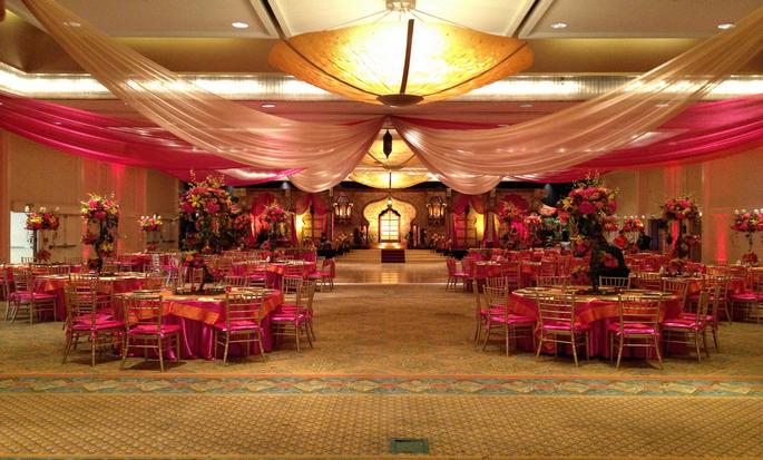 Hilton Miami Airport Hotel – Zeremonie