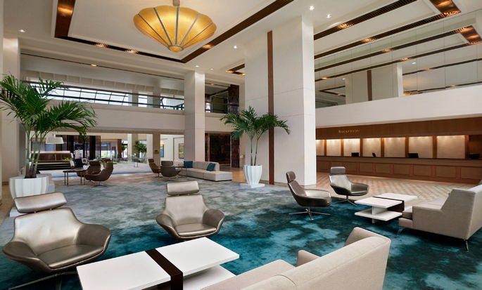 Hilton Miami Airport Hotel – Lobby