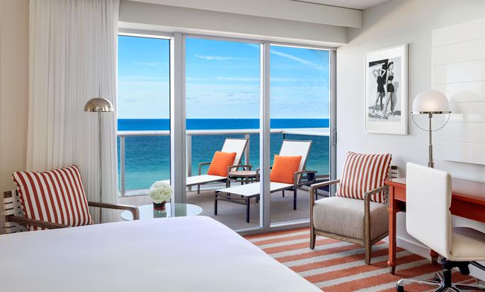 Hilton Cabana Miami Beach Hotel - Guest Room