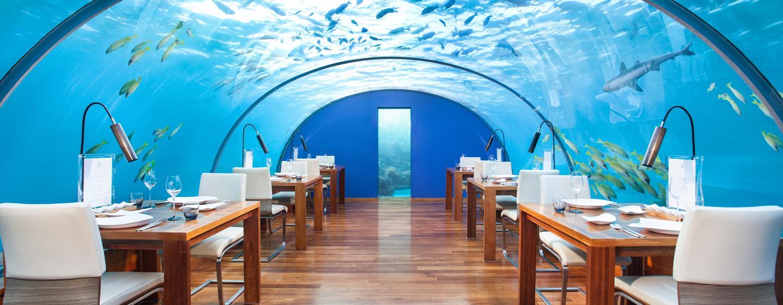 conrad maldives 5 sterne luxushotels auf den malediven. Black Bedroom Furniture Sets. Home Design Ideas