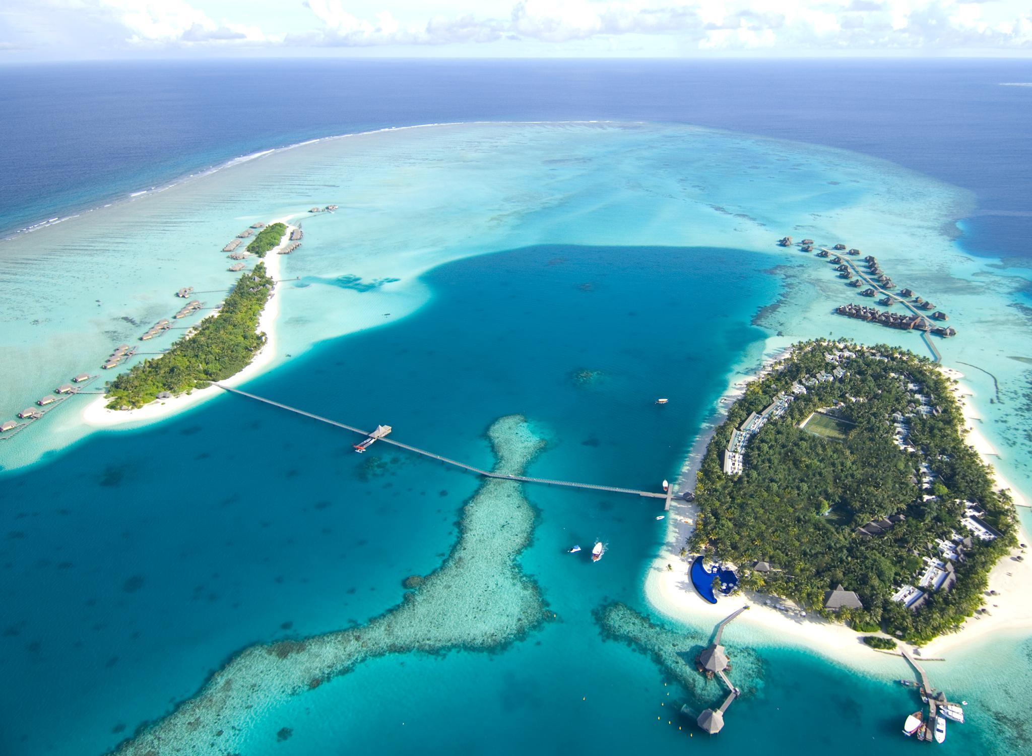 Malediven hotels in den malediven for Hilton hotels in maldives