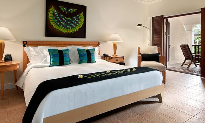 Hilton Mauritius Resort & Spa Hotel– Barrierefreies Zimmer mit Kingsize-Bett