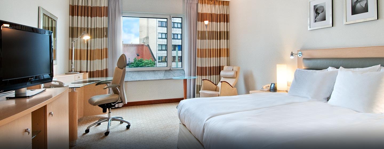 Deluxe Gästezimmer mit King-Size-Bett