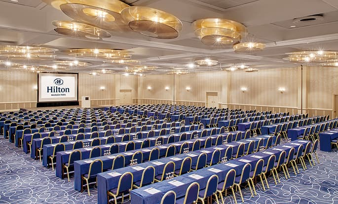 Hilton Munich Park - Meeting Room