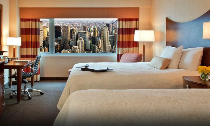Hton inn manhattan times square north