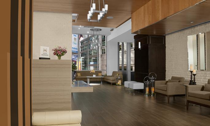 Hilton Garden Inn New York Times Square Central, New York – Boardroom