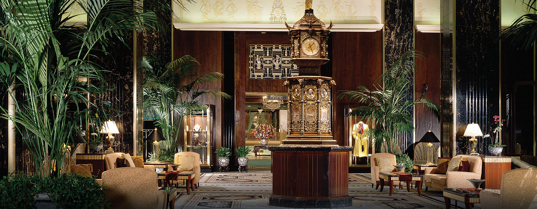 Waldorf Astoria New York - Haupt-Lobby