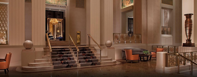 Waldorf Astoria New York - Park Avenue Lobby