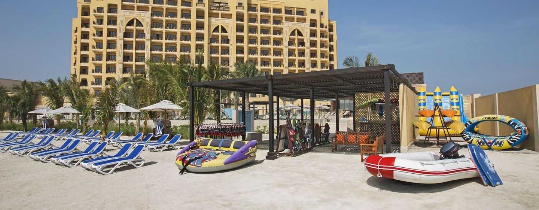 DoubleTree by Hilton Resort & Spa Marjan Island, Ras Al Khaimah, VAE – Wassersport