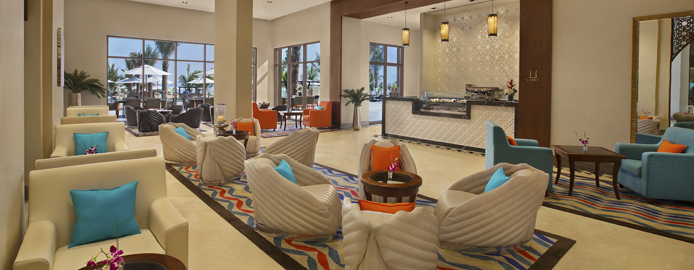 DoubleTree by Hilton Resort & Spa Marjan Island, Ras Al Khaimah, VAE – Lobby Lounge