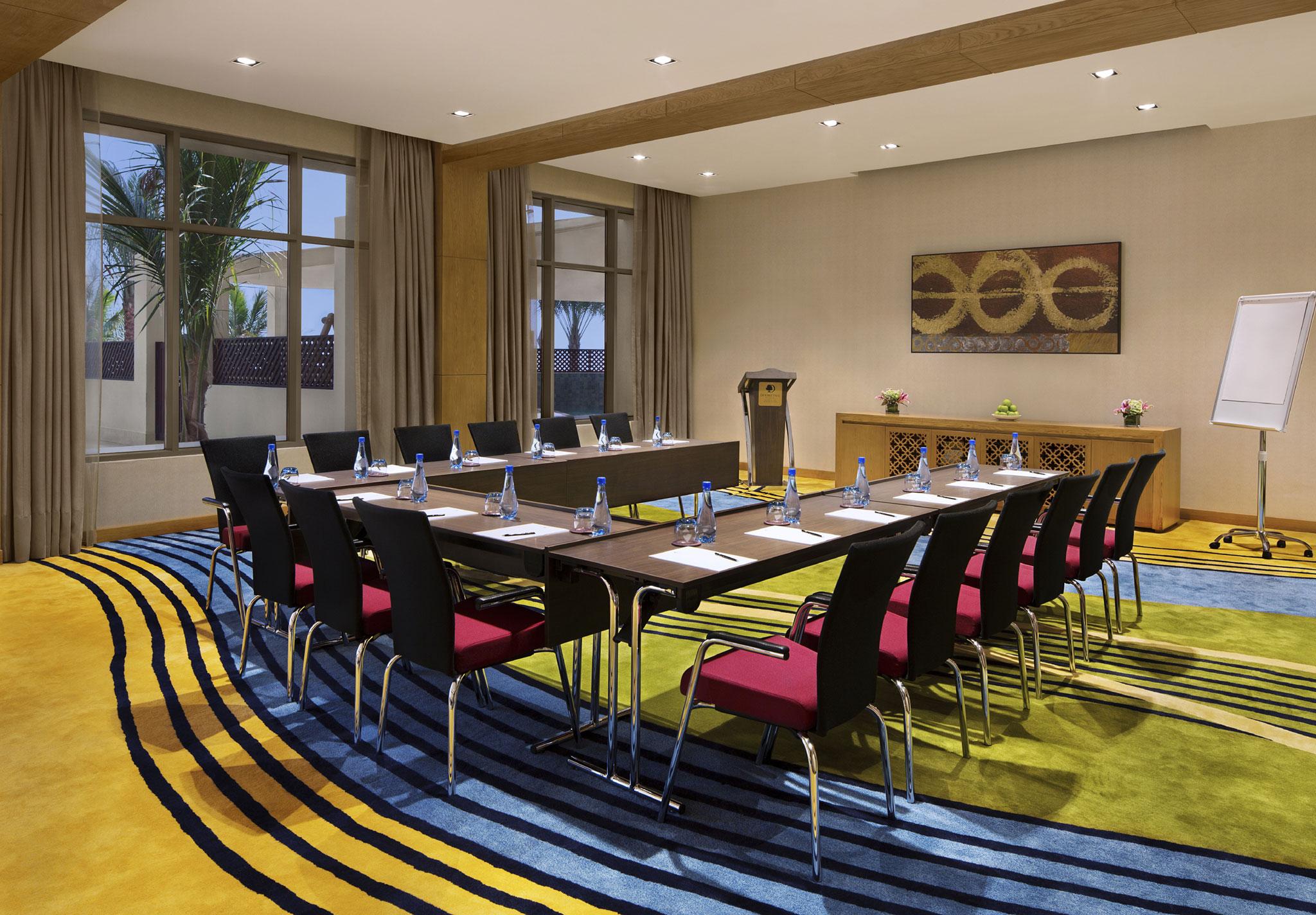 Doubletree By Hilton Resort Spa Marjan Island Zimmer