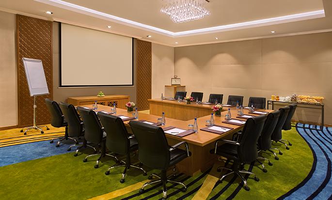 DoubleTree by Hilton Resort & Spa Marjan Island, Ras Al Khaimah, VAE – Boardroom