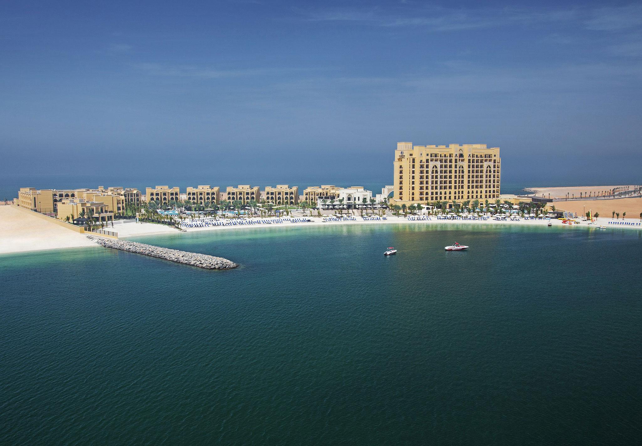 Doubletree Hilton Resort Spa Marjan Island