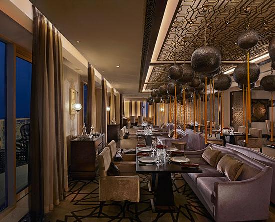 Waldorf Astoria Ras Al Khaimah hotel, VAE - Marjan