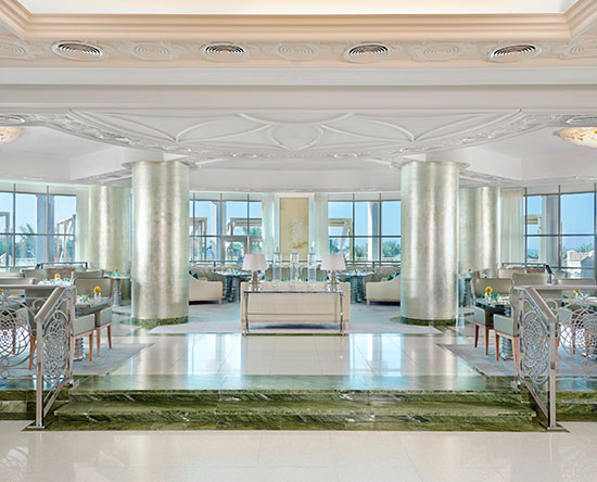 Waldorf Astoria Ras Al Khaimah hotel, VAE - Qasr Al Bahar Restaurant