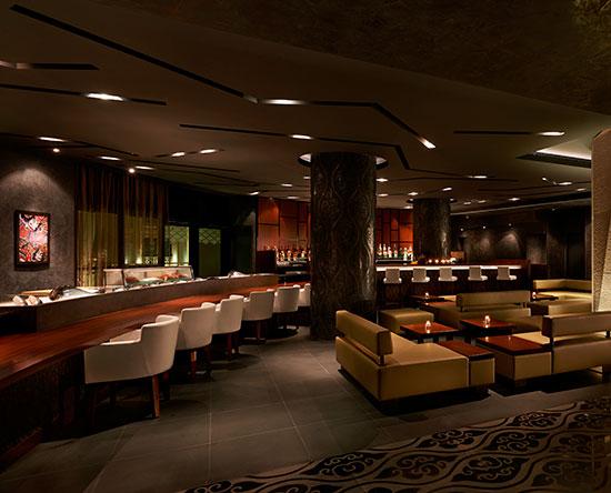 Waldorf Astoria Ras Al Khaimah hotel, VAE  - UMI Restaurant